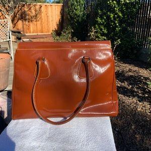 Prada large satchel.